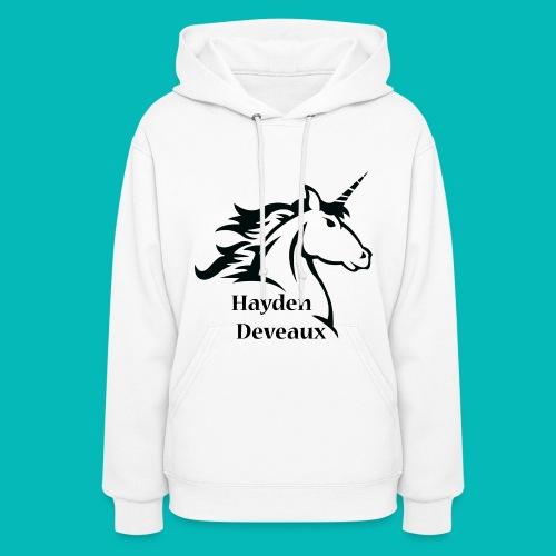 Unicorn Women's Hoodie - Women's Hoodie