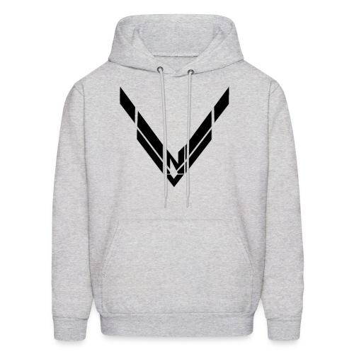 Volk Nation Black Logo Hoodie - Men's Hoodie
