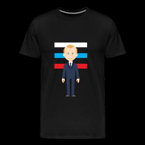 mr P - Men's Premium T-Shirt