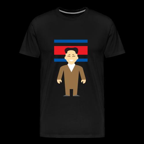 kim - Men's Premium T-Shirt
