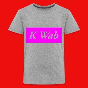 Kid's Pink T - Kids' Premium T-Shirt