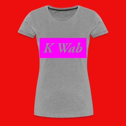 Womens Pink T - Women's Premium T-Shirt