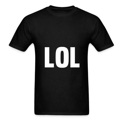 Camiseta LOL - Men's T-Shirt