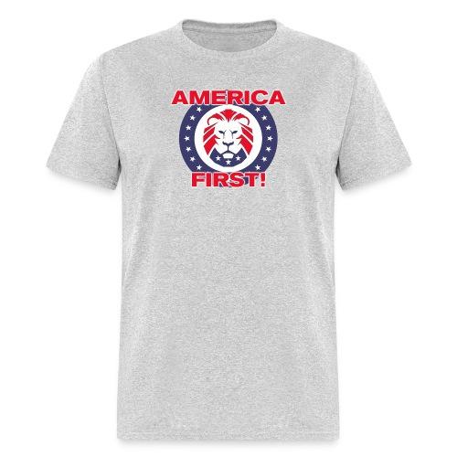 AMERICA FIRST! - Men's T-Shirt