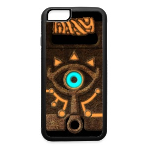 Sheikah Slate - iPhone 6/6s Rubber Case - iPhone 6/6s Rubber Case
