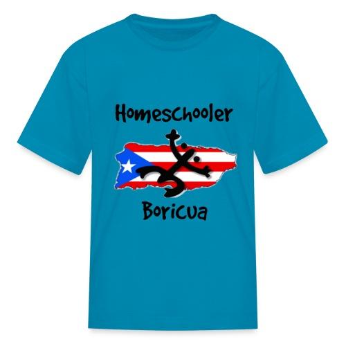 Boricua - Kids' T-Shirt