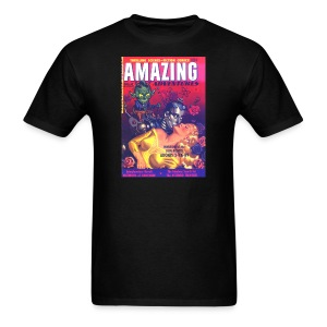 Amazing Adventures #4 - Men's T-Shirt