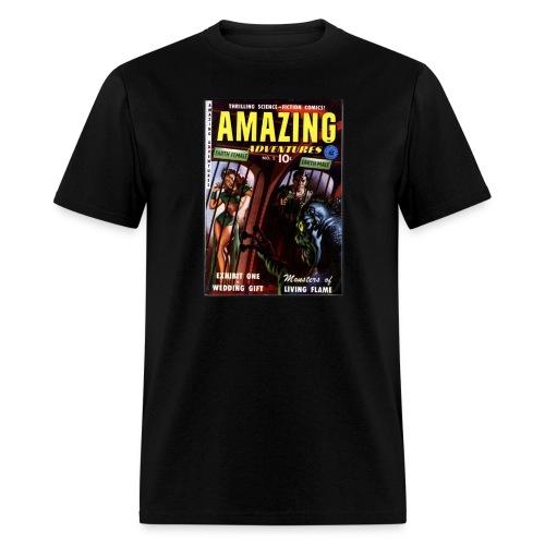 Amazing Adventures #2 - Men's T-Shirt