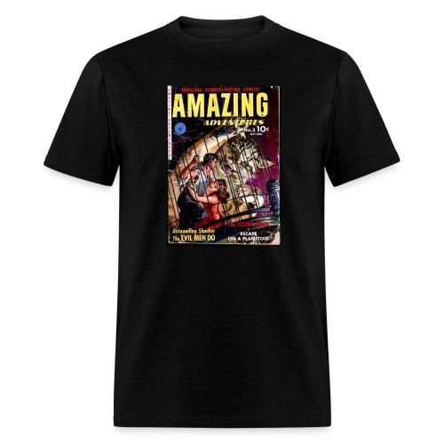 Amazing Adventures #3 - Men's T-Shirt