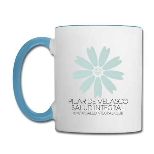 Salud Integral Accesorios - Contrast Coffee Mug