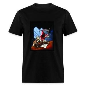 Bony Finger In The Sweet Spot T-shirt - Men's T-Shirt