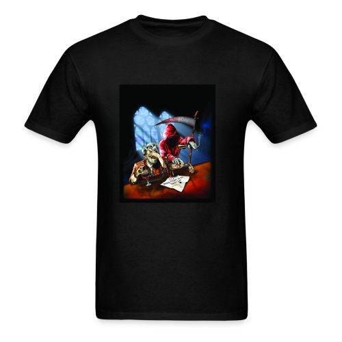Bony Finger In The Sweet Spot T-shirt - Men's T-Shirt