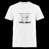 T-Shirts ~ Men's T-Shirt ~ Vinyl Road Tour 2016  T-shirt