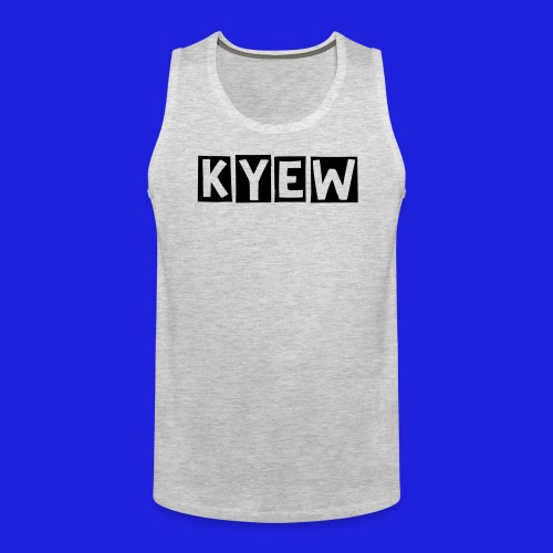 100 Subscribers  - Men's Premium Tank