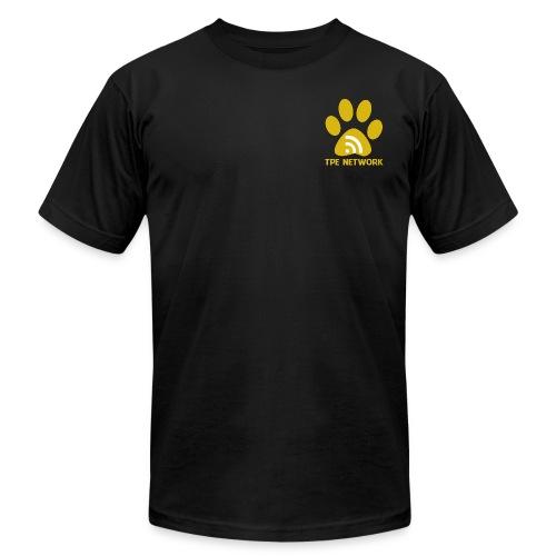 TPE Network Mens American Apparel Tee - Men's Fine Jersey T-Shirt