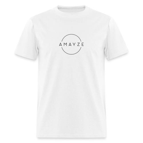 Plain Cotton T - Men's T-Shirt
