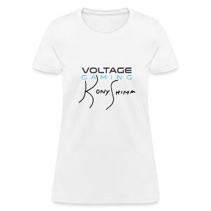 Konyshima Women's Autograph T-Shirt - Women's T-Shirt