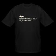 T-Shirts ~ Men's Tall T-Shirt ~ You Down with Da U.P? Next Level