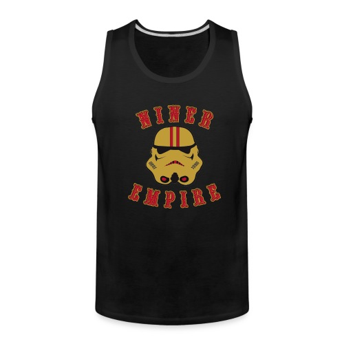 Men's Tank - Niner Empire Storm Trooper - Men's Premium Tank