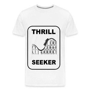 Thrill Seaker T-Shirt - Men's Premium T-Shirt