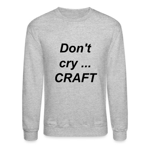 Dan and Phil quote - Crewneck Sweatshirt
