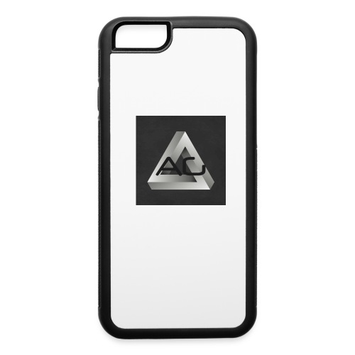 Abe Gaming Middle Logo - IPhone 6/6s Rubber Phone Case - iPhone 6/6s Rubber Case