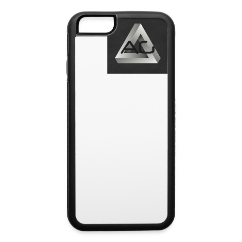Abe Gaming Right Logo - IPhone 6/6s Rubber Phone Case - iPhone 6/6s Rubber Case