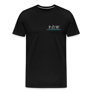 PHISH ÖUTTA WATHA Original Tee  - Black  - Men's Premium T-Shirt