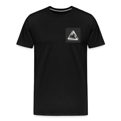 Abe Gaming Logo - Men's Premium T-Shirt - Men's Premium T-Shirt