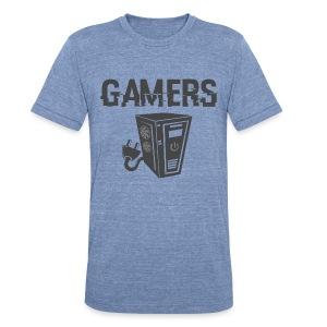 Gamers - Unisex Tri-Blend T-Shirt