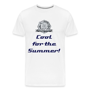 BCB - BCB Steel Cool for the Summer - Men's Premium T-Shirt