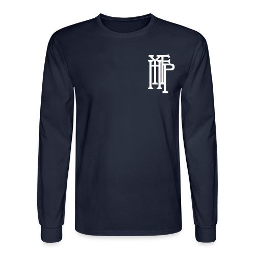 YFHP Logo Left Chest - Men's Long Sleeve T-Shirt