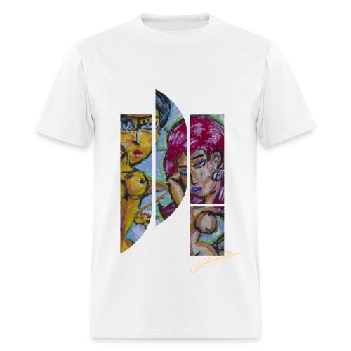 Double Up Original T - Men's T-Shirt