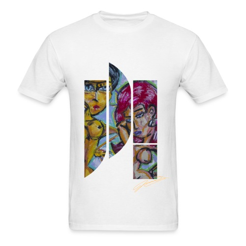 Double Up Original T - Men's T-Shirt
