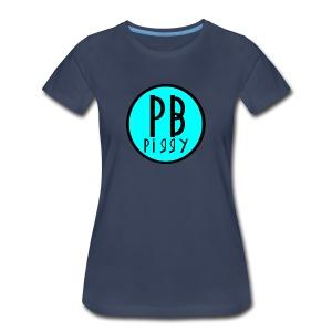 PBPiggy Women's Shirt - Women's Premium T-Shirt