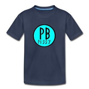 PBPiggy Kid's Shirt - Kids' Premium T-Shirt
