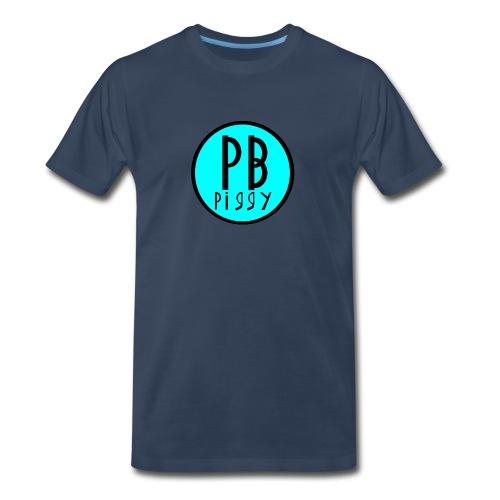 PBPiggy Men's Shirt - Men's Premium T-Shirt
