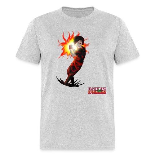 CarbonDuck (Hunter X Hunter Themed) Jajanken Art T-Shirts - Men's T-Shirt