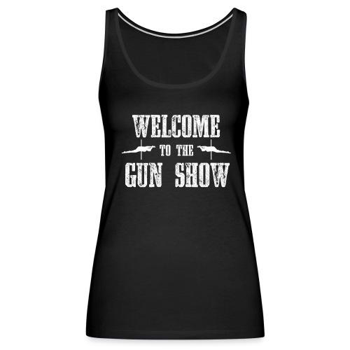 The Gun Show - Women's Premium Tank Top