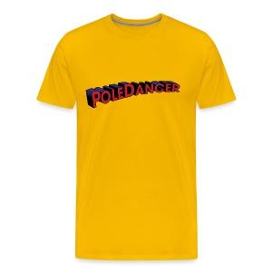 Men's Pole Dancer - Men's Premium T-Shirt