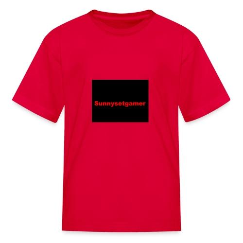 raymond - Kids' T-Shirt