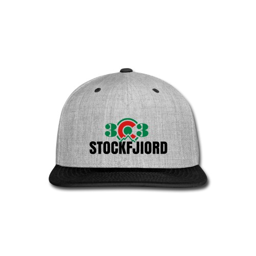 3C3 Stockfjiord Hat - Snap-back Baseball Cap