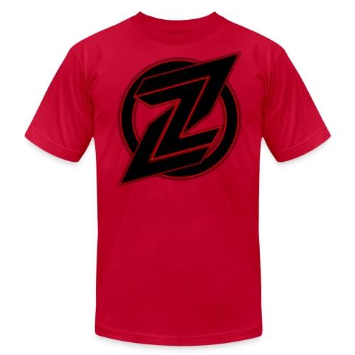 DropZone Clothing - Men's Fine Jersey T-Shirt