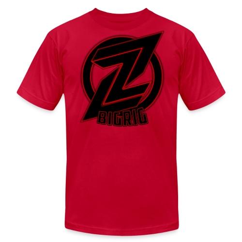 BigRig Clothing - Men's Fine Jersey T-Shirt