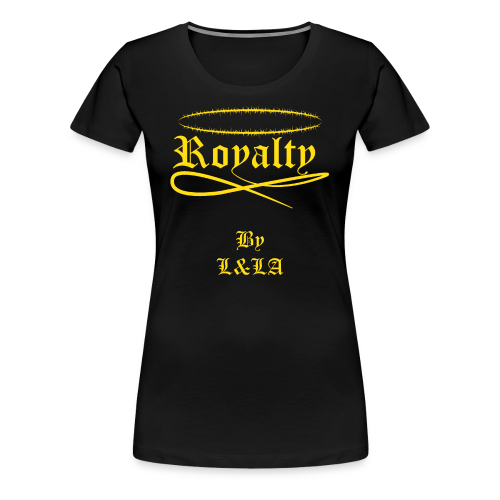 LLA - Royalty - Women's - Women's Premium T-Shirt