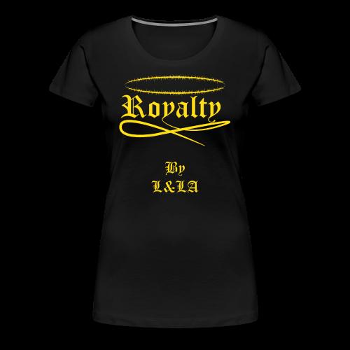 LLA - Royalty - Women's - Women's Premium T-Shirt