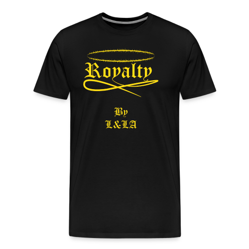 LLA - Royalty - Men's - Men's Premium T-Shirt