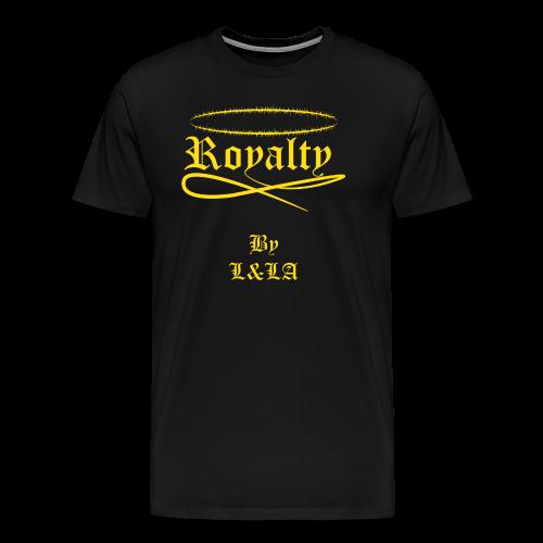 LLA - Royalty - Men's - Men's Premium T-Shirt