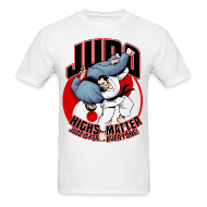 T-Shirts ~ Men's T-Shirt ~ Judo Highs Matter