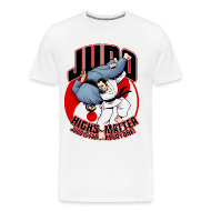 T-Shirts ~ Men's Premium T-Shirt ~ Judo Highs Matter
